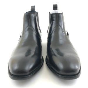 Stacy Adams Joffrey Chelsea Boot Mens Size 9 Black